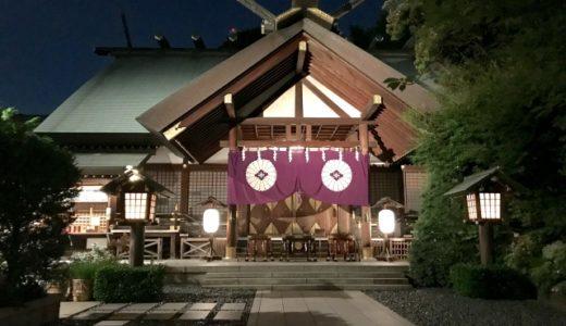東京大神宮初詣2020参拝期間や時間はいつまで?屋台/駐車場/混雑状況も